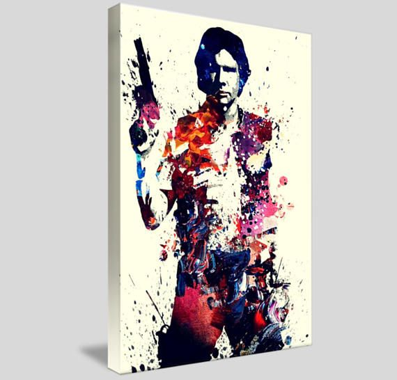 May The Gifts Be With You Star Wars Gifts 2019 Star Wars Art Star Wars Wall Art Star Wars Poster