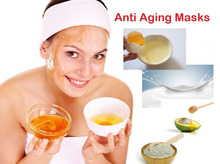 Homemade Anti Aging Mask Recipes