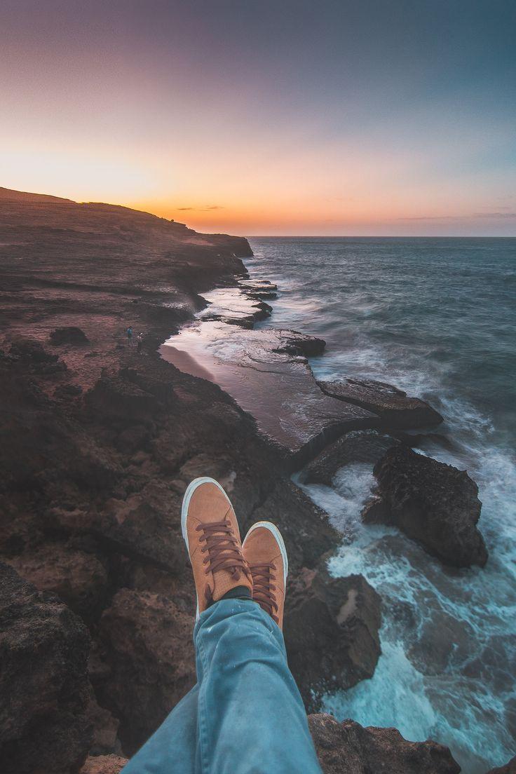Vertigo - La activación de todos tus sentidos y miedos es la sensación de estar en un acantilado escuchar el mar, ver el atardecer, es increíble. http://instagram.com/omarviw
