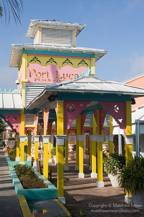 Port Lucaya Marketplace, Grand Bahama Island