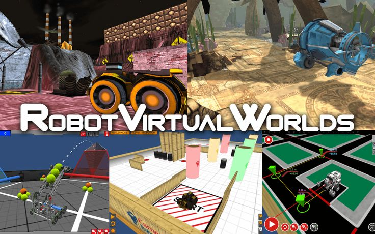 Engineering Activities for Your Classroom: Use Robot Virtual Worlds for an In-Class Robotics Competition