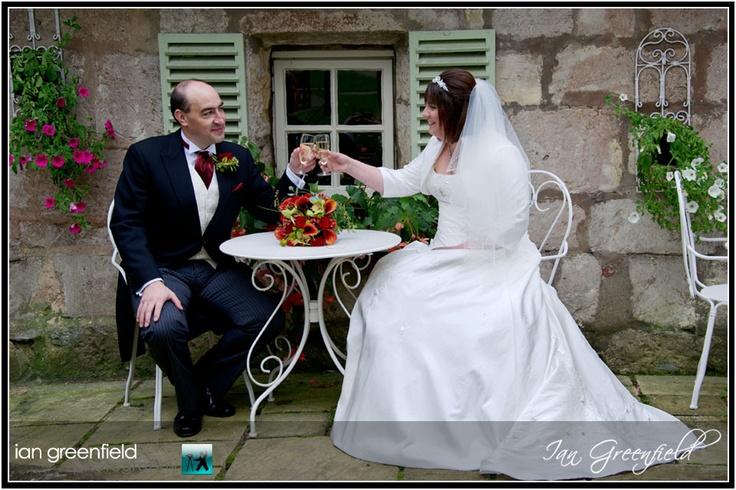 Wedding Photography, Claire & Rob's Hazlewood Castle wedding