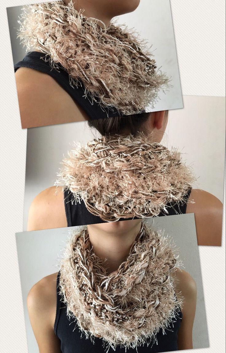 Cuello Horquilla hecho a mano
