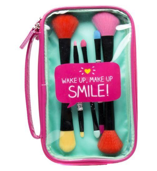 Happy Jackson Make Up Brush Set - Boots