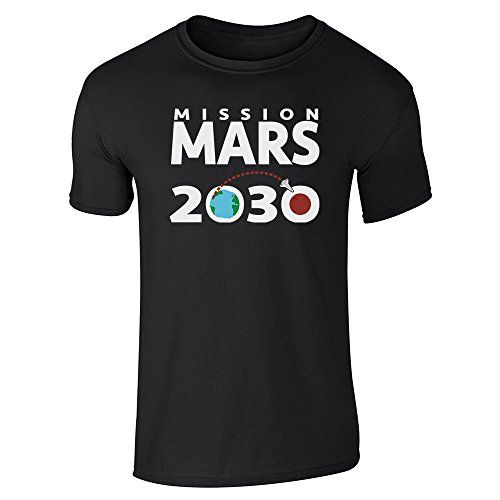 2017 Gloednieuwe Zomer Mode Missie Mars 2030 Korte Mouw T Shirt in 2017 Gloednieuwe Zomer Mode Missie Mars 2030 Korte Mouw T-Shirt van T- shirts op AliExpress.com   Alibaba Groep