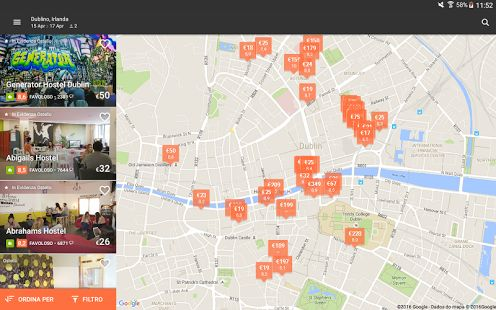 Hostelworld – Prenota Ostelli- miniatura screenshot