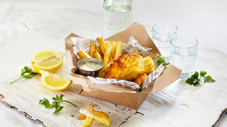 Recipe for Fish & Chips