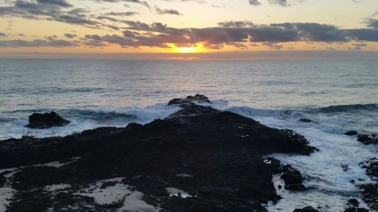 Sunrise over the Iron Peg at Boulders