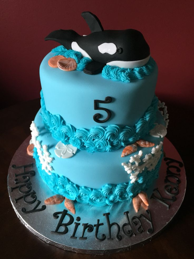 25 Best Ideas About Whale Birthday Cakes On Pinterest