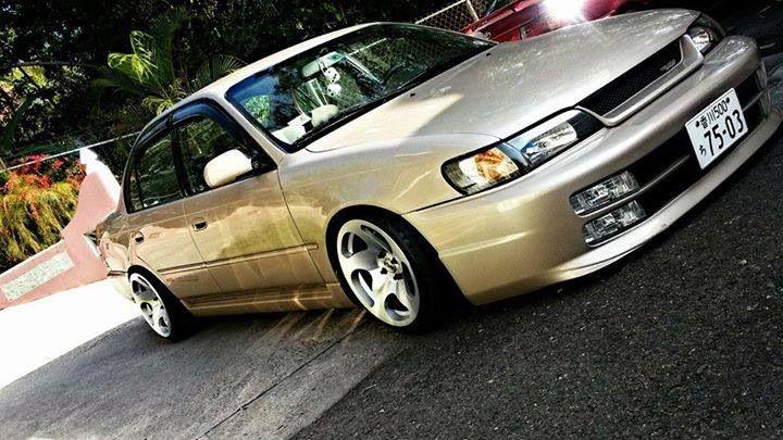 Corolla AE100