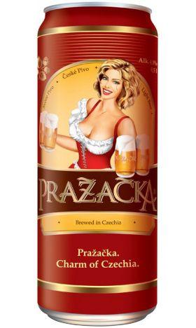 """""""Pražačka / Charm of Czechia"""" beer"""