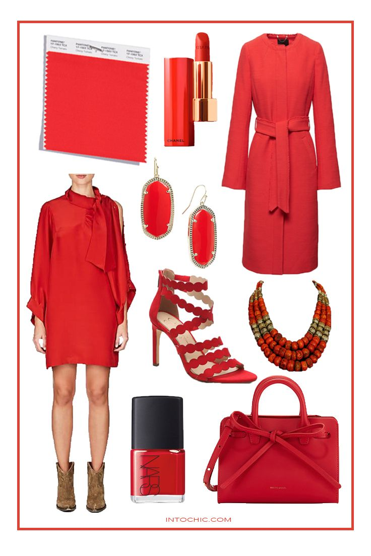 Red Outfits Red Dress Red Shoes Red Accessories Red Bag Red Nail Red Lips Red Outfits Ideas Fashion Fashion I Red Dress Outfit Dress Outfits Red Dress