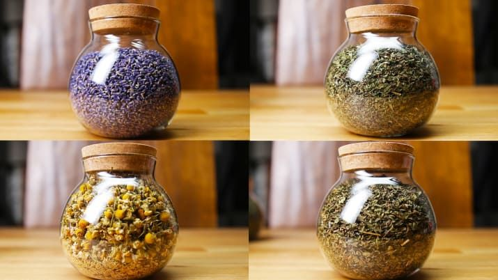 Grow Your Own Herbal Tea At Home