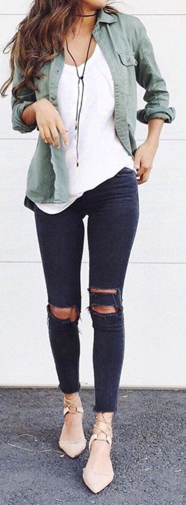 30 Back To School Outfits You Should Never Miss 1