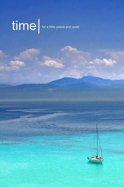 Sailing at the Ionian Sea... (Greece)