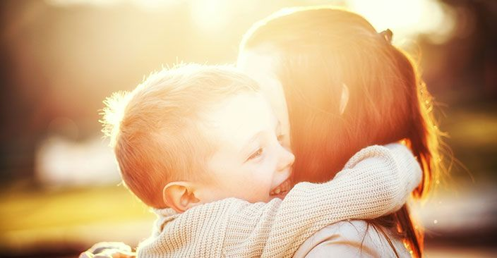 Why unconditional love is SO important for child development!