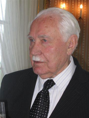 Honorowi Obywatele Ryszard Kaczorowski