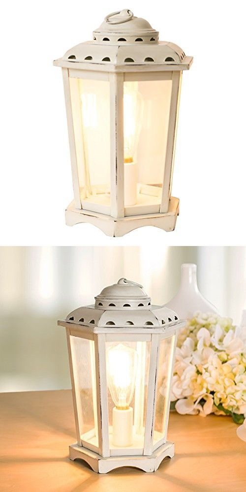 Chelsea Edison Lantern Wax Warmer 40w Bulb ScentSationals - Air Freshener - Full Size Electric Candle Warmer 120V.Home Décor