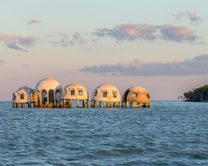 2. Cape Romano Domes, Collier County, near Marco Island