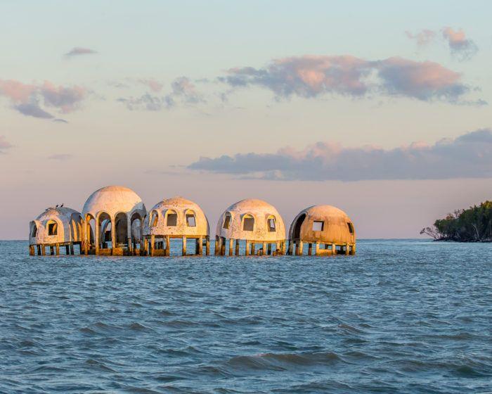 2. Cape Romano Domes, Collier County, near Marco Island