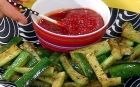 Try our Mexican courgette oven chips. Recipe with reviews and photos @FoodNetwork_UK