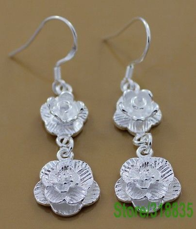 Aliexpress.com : Buy GY PE023 Free Shipping 925 silver earring 925 silver  wholesale fashion jewelry earring cbra ksya tkha from Reliable 925 silver fashion jewelry earring suppliers on  fine jewelry  co ltd