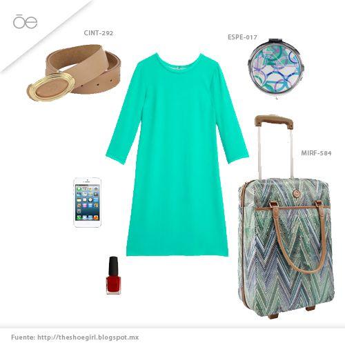 Para un d a de viaje c moda chic y con el espejo cloe - Espejo de viaje ...