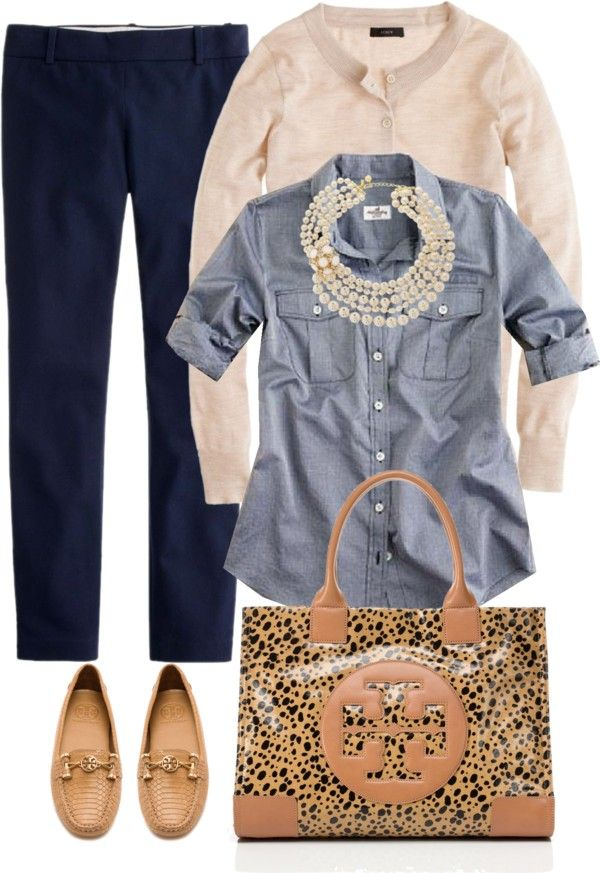 J. Crew and Tory Burch.