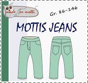 Mottis Jeans