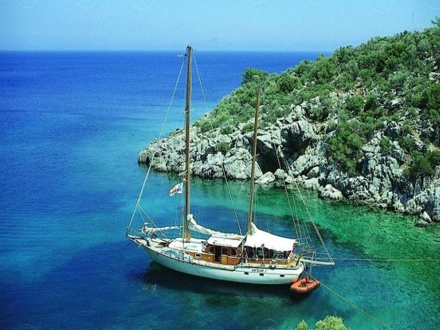Peninsula of Bodrum, Turkey
