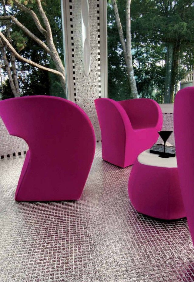 8 best crazy chairs images on pinterest armchairs funky - Sofas diseno italiano ...