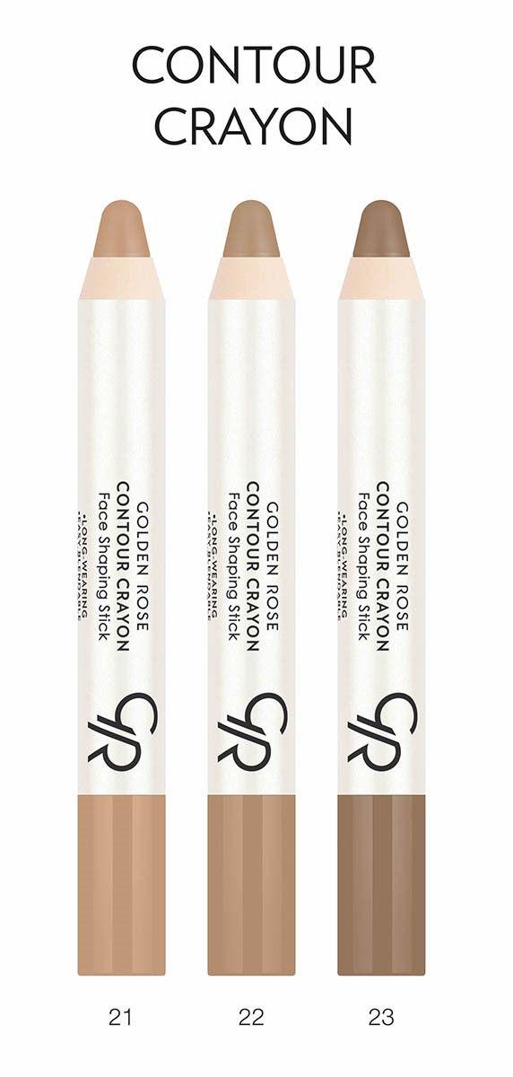 Golden rose Contour Crayon #beautycosmosmalta