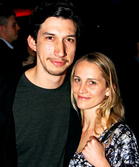 Girls star Adam Driver is now married to Joanne Tucker! I love this guy! Favorite character on GIRLS.