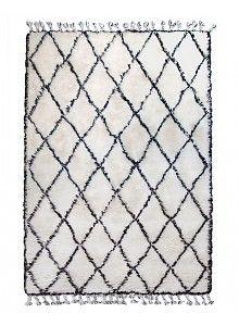 HK Living Tapis Bèrbère blanc - 180x280 cm - HK Living