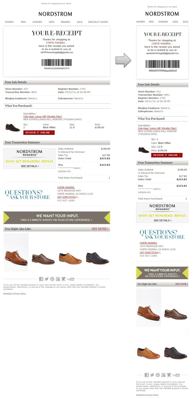 how you can improve your order confirmation emails 4 inspirational examples