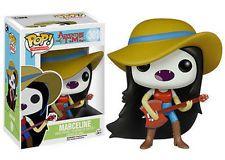 Funko Pop Adventure Time Marceline Vampire Guitar Finn Jake Vinyl Figure #301 Price: USD 12.95 | United States