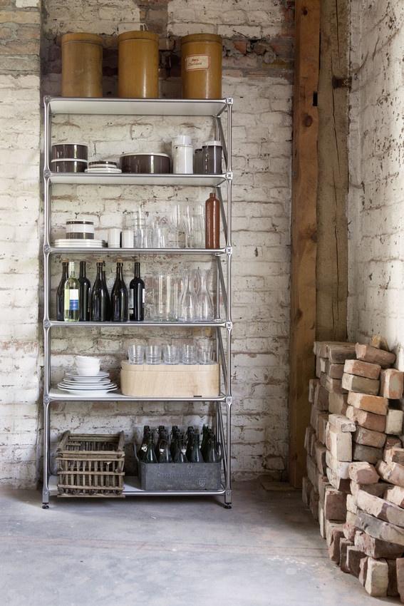 Home I Interior I Furniture I Kitchen I Eating System 180 - Design Made in Berlin