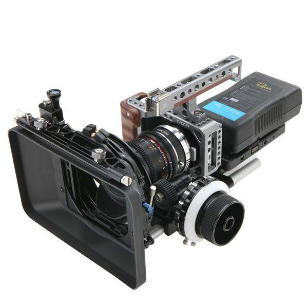 Tilta BMPCC Cage Rig Kit for BlackMagic Pocket Cinema Cameras   Tripods & Support   Linkdelight.com