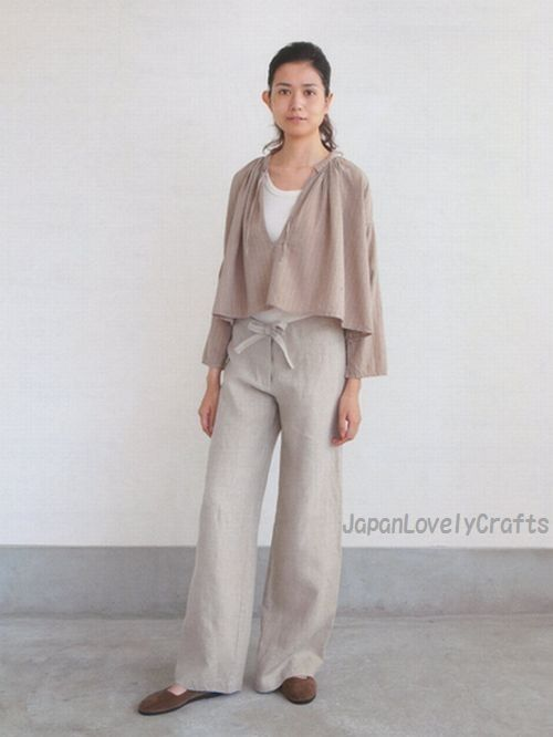 Lovely Clothes made of My Favorite Fabric by JapanLovelyCrafts, $24.80