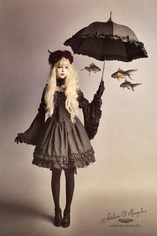 Iira a Finnish gothic
