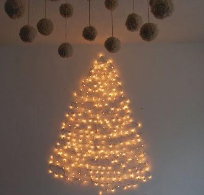 Arbol de Navidad de Luces