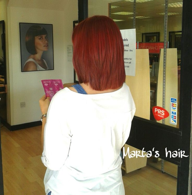 One Of The Best Reds From Wella Koleston Mix 66 44 66 46
