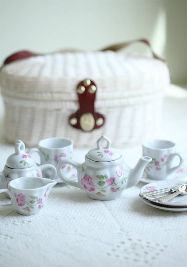 93 Best Images About Childrens Tea Sets On Pinterest
