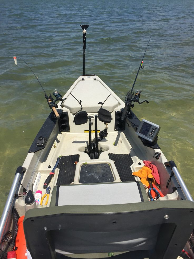 My hobie pro angler fishing pinterest hobie pro for Bass pro fishing kayak