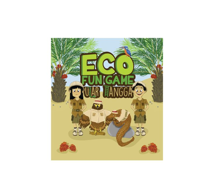 "Check out my @Behance project: ""ECO Fun Game: Ular Tangga"" https://www.behance.net/gallery/40911131/ECO-Fun-Game-Ular-Tangga"