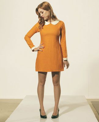 1960s-inspired dresses by Frenchie York at Etsy