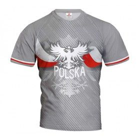 POLSKA EAGLE  Koszulka T-Shirt Patriotyczna
