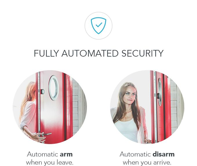 An advanced security and communication system changing how you protect – and connect to – your home.