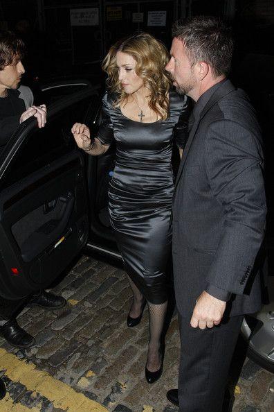 Madonna Photos - Jesus Luz Arrives at Madonna's Birthday Party - Zimbio