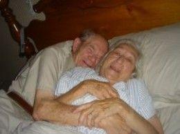 Fazer Dia dos Namorados especial para um idoso